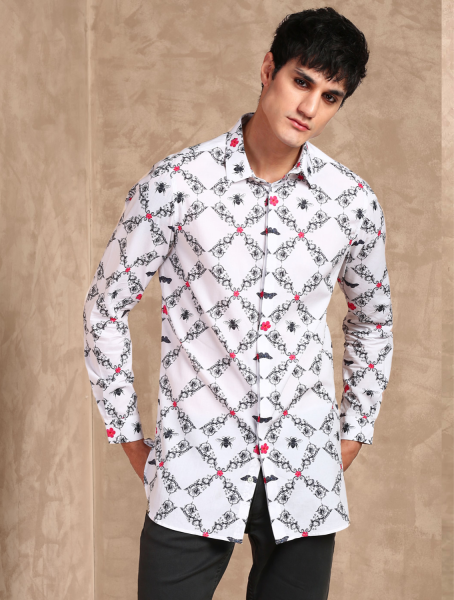 Nilgiri All-over Printed Shirt