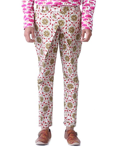 Cadence Printed Trousers