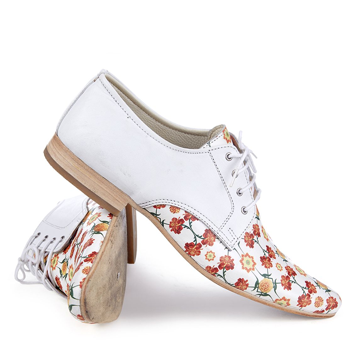 Vyom Handcrafted Printed Shoes