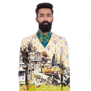 Golden Ghat Jacket