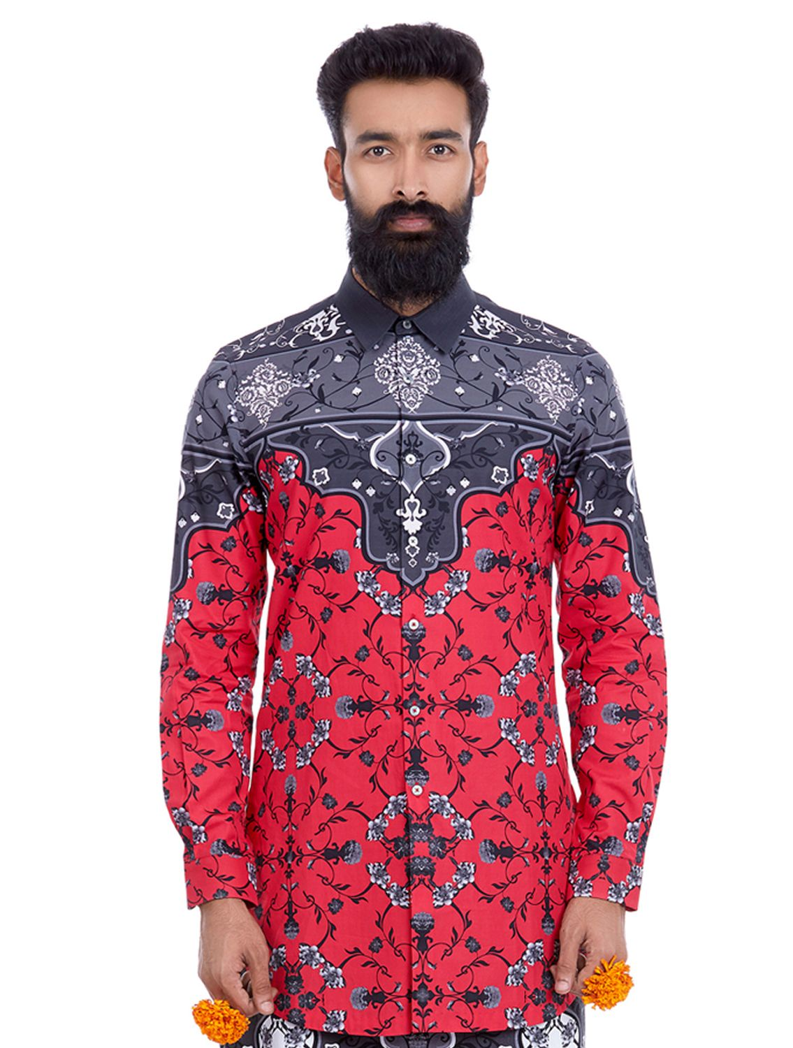Agni Printed Shirt