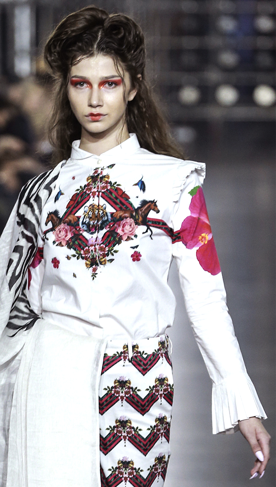 Harbin Fashion Week Look 10