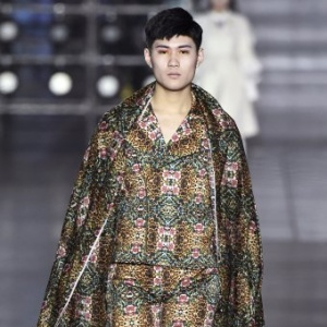 Harbin Fashion Week Look 05