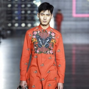 Harbin Fashion Week Look 06