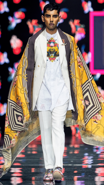 Harbin Fashion Week 2019 Look 01
