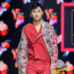 Harbin Fashion Week 2019 Look 11