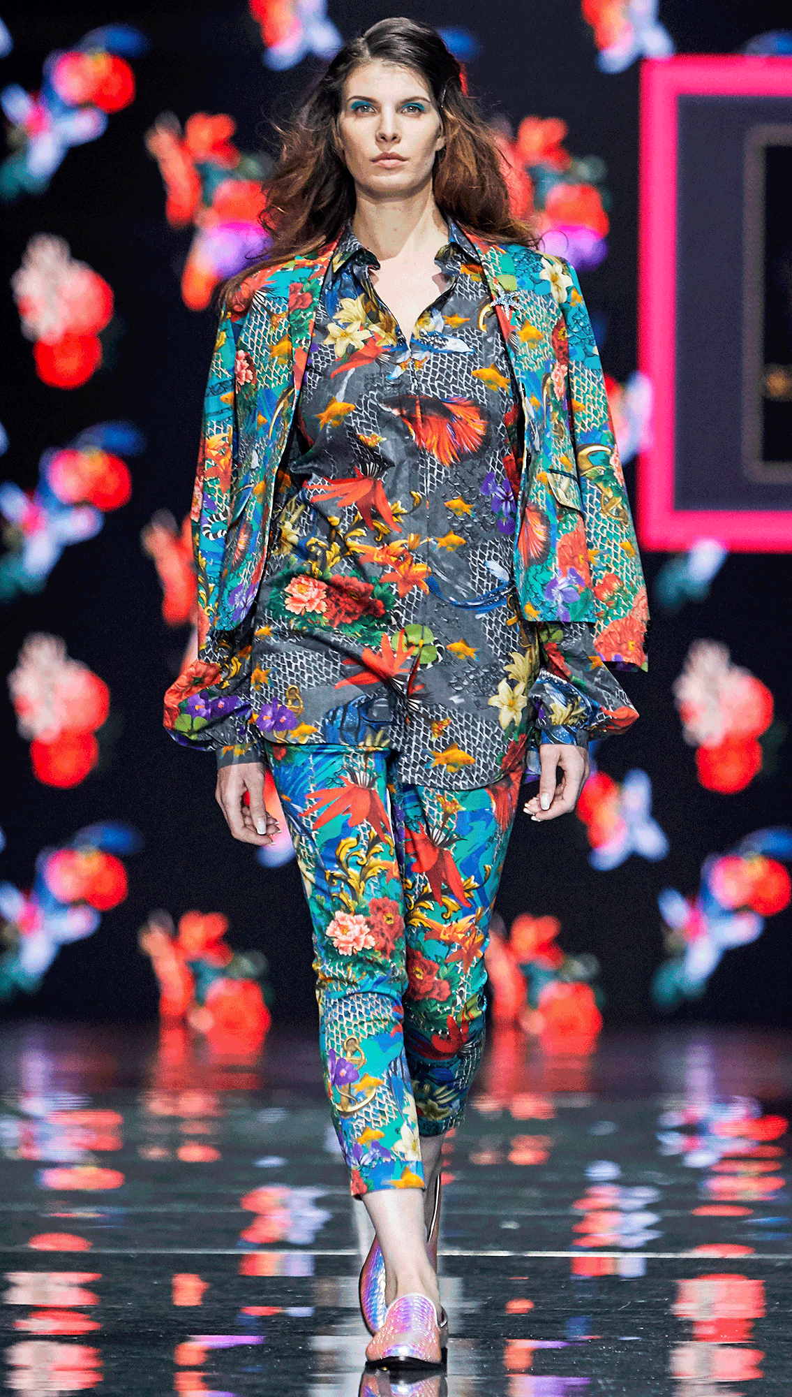 Harbin Fashion Week 2019 Look 12