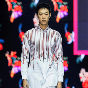 Harbin Fashion Week 2019 Look 13