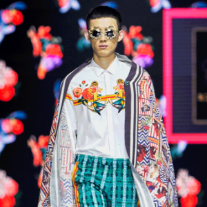 Harbin Fashion Week 2019 Look 15