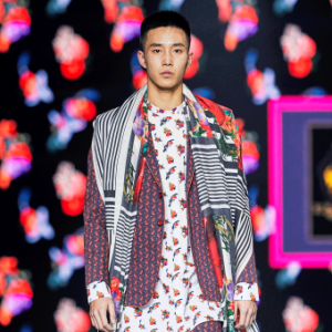 Harbin Fashion Week 2019 Look 16