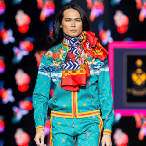 Harbin Fashion Week 2019 Look 18