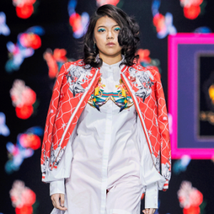 Harbin Fashion Week 2019 Look 19