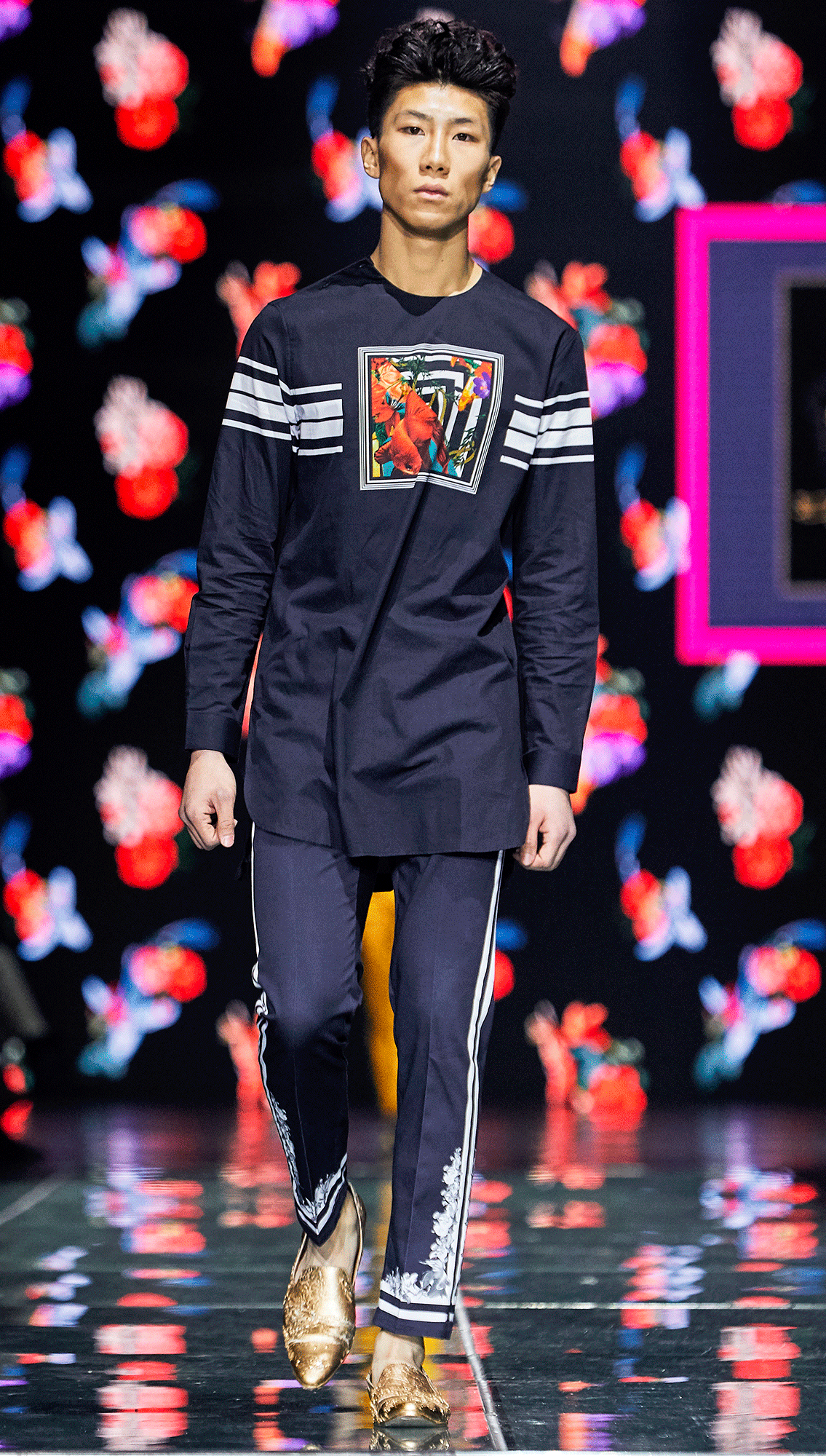 Harbin Fashion Week 2019 Look 20