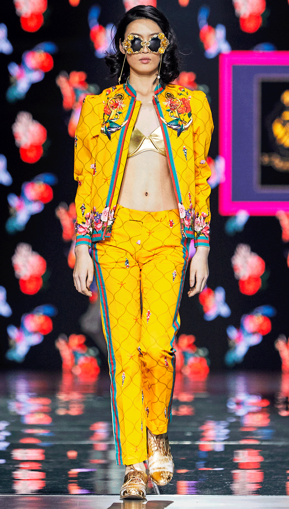 Harbin Fashion Week 2019 Look 21