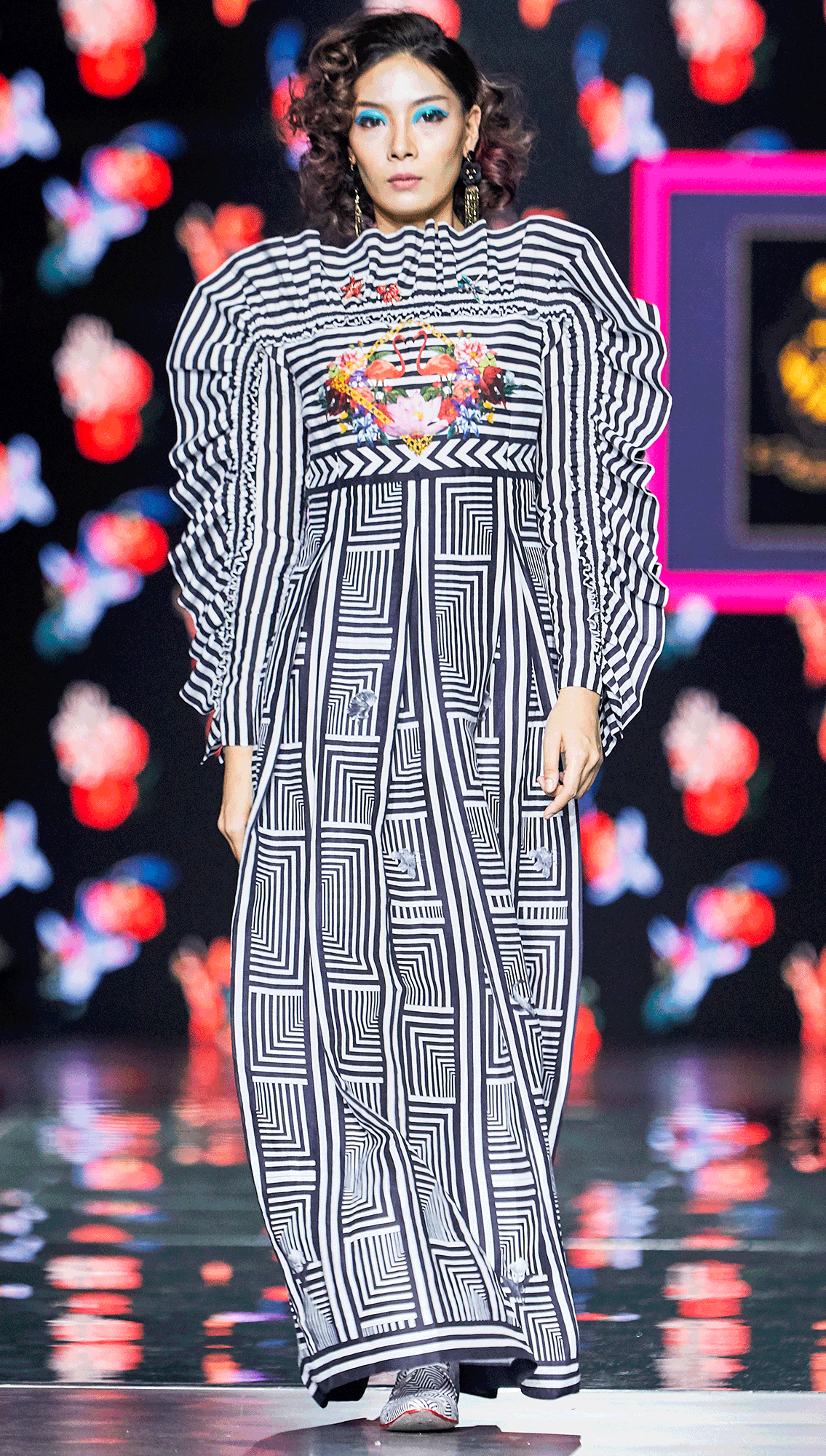 Harbin Fashion Week 2019 Look 23