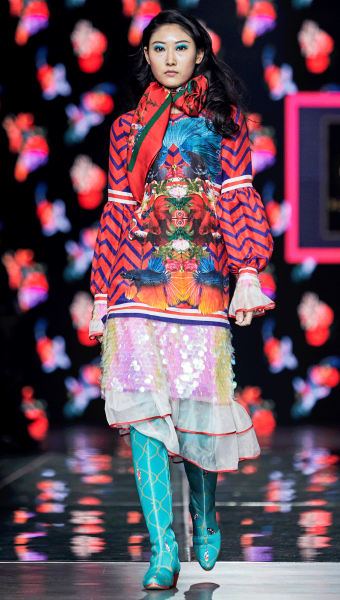 Harbin Fashion Week 2019 Look 05