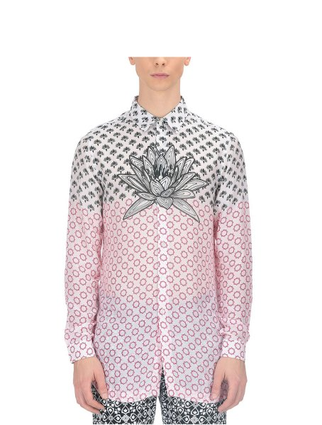 Vanaj Silk Printed Shirt