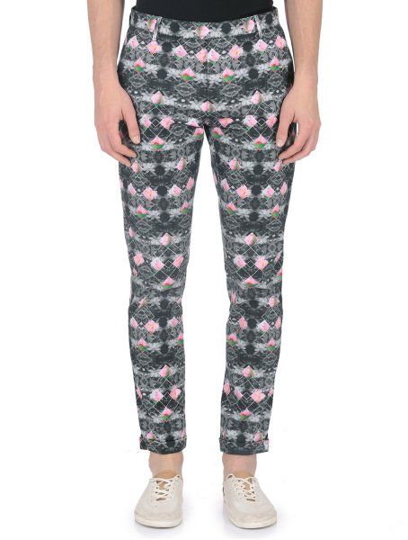 Sujoy Printed Trousers