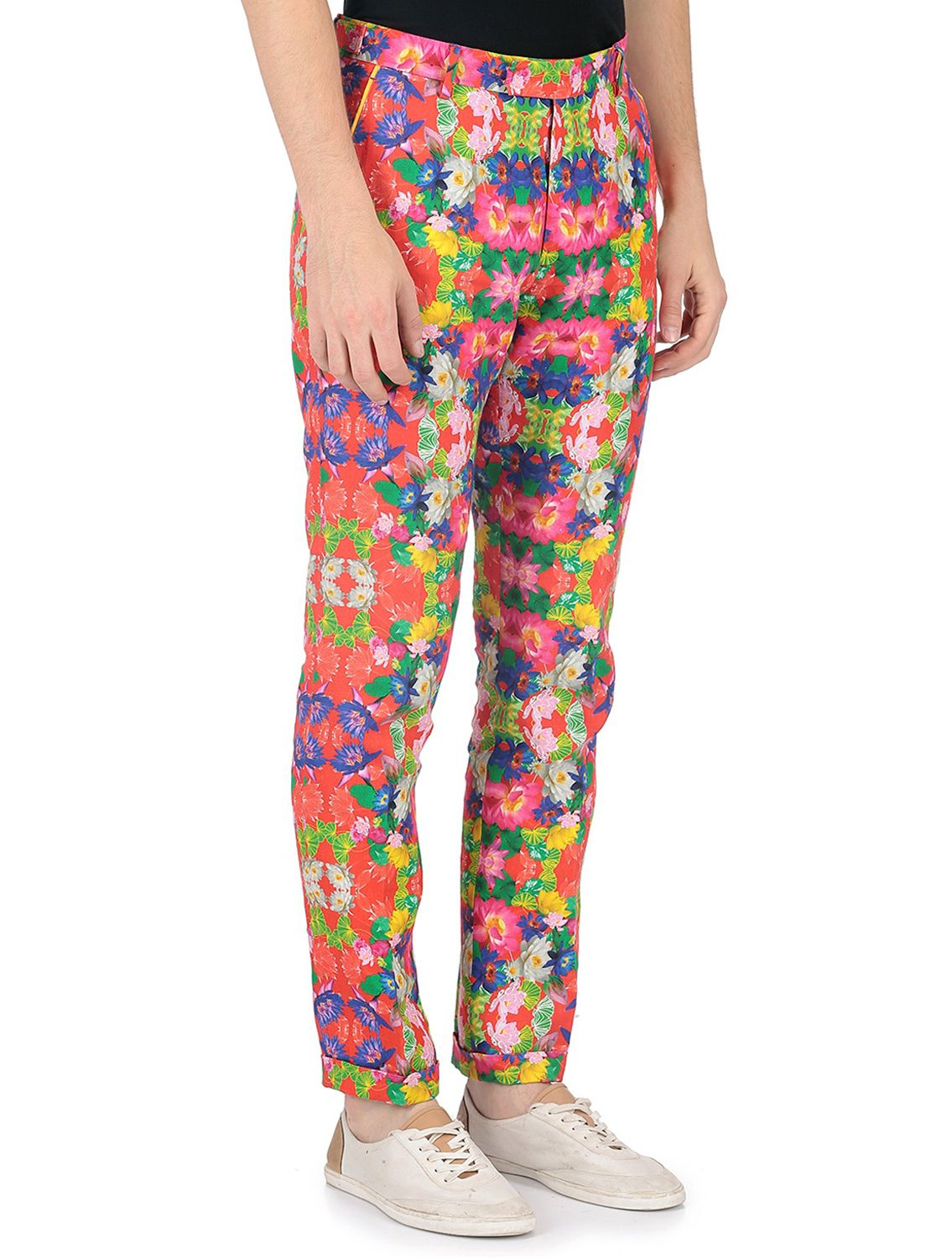 Alarka Printed Trousers