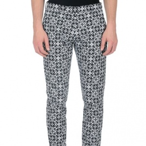 Nucifera Printed Trousers