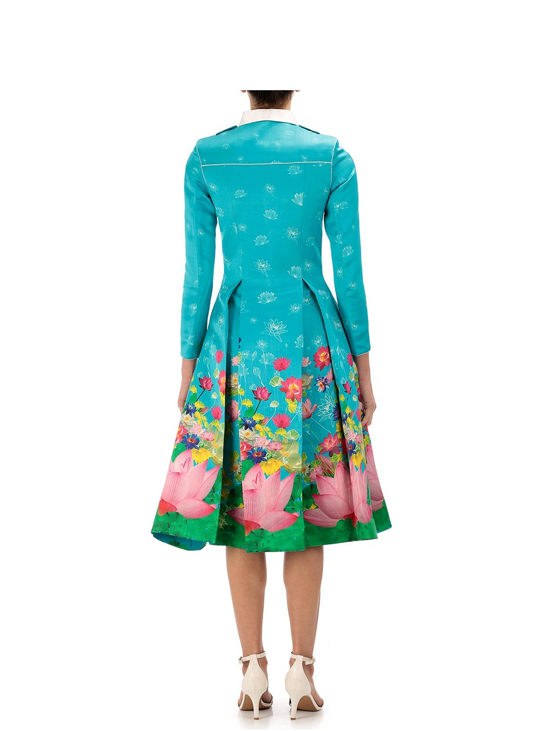 PadmaMaye Printed Dress